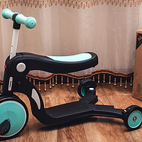 Bebehoo变形童车,承包孩子的童年