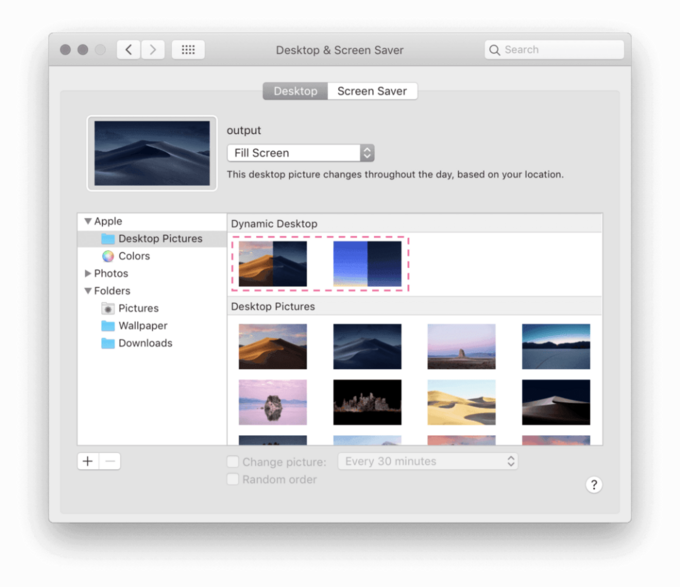 Windows壁纸软件新选择,试试自动变化的动态壁纸
