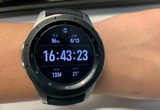 2020年的Galaxy watch