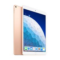 AppleiPadAir32019年新款平板电脑10.5英寸(64GWLAN版/A12芯片/Retina显示屏/MUUL2CH/A)金色