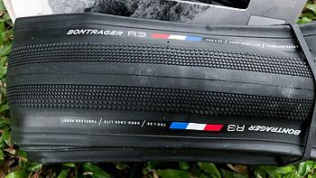 骑公路车也要宽轮胎!Bontrager R3 32c真空胎体验