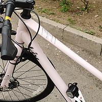自行车通勤 捷安特Liv Alight2 城市休闲公路车 半年总结