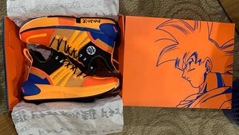 篮球鞋 篇一:【开箱】ANTA安踏-龙珠超联名款-11941602R男款篮球鞋