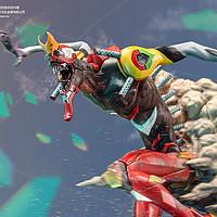 玩模总动员:开天EVA第三弹,二号机兽化形态登场