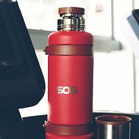 随身携带生命之源冷热随心--SOG 40.5OZ自驾保温壶