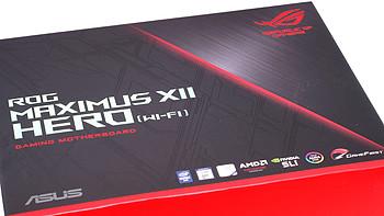 军备竞赛再升级,Z490平台系列首发 篇一:华硕ROG Maximus XII Hero首发开箱