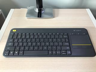 键鼠一体键盘:进一步扩大桌面空间