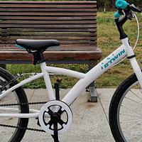 抢了两个月的迪卡龙599元儿童自行车究竟如何?