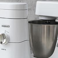 给妈妈的母亲节礼物-老纪同款Kenwood KVL4100W厨师机