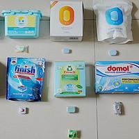 洗碗机那些事 篇四:全网最详细洗碗块干货分享及测评-对小型和大型洗碗块分别测试,数据PK谁才是适合日常使用的洗碗耗材