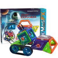 MagFX磁力片电动部分购买详细指南——疫情期间儿子平均每天玩三小时
