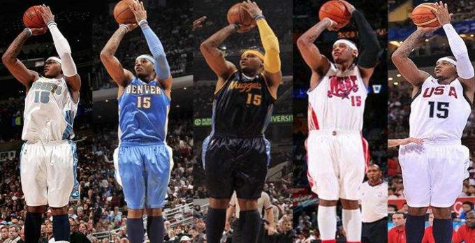 详细盘点近20年NBA球衣销量榜,科比第一詹姆斯有望反超