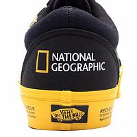 国家地理再添时尚单品:与VANS合作推出Slip-on、Era、Sk8等5款板鞋