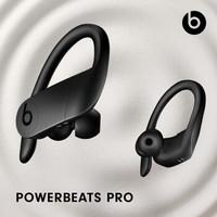 BeatsPowerbeatsPro完全无线高性能耳机真无线蓝牙运动耳机黑色