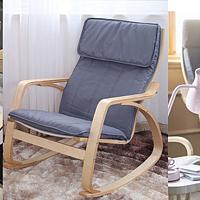 寻找一张,放松身心,看书看电影的椅子,最后选择了宜家波昂扶手椅