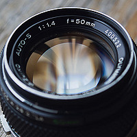 数码底片手动头 篇十:奥林巴斯 OM G.ZUIKO 50mm F1.4手动镜头