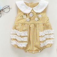 夏天来了,ins风超萌超美的宝宝爬服推荐,均价50的私藏店铺分享