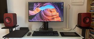 KEF LSX 桌面 Hifi2.0 音响音质首评