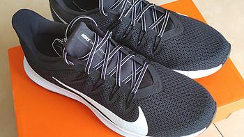 149元神价入手耐克NIKE QUEST 2男款跑步鞋,上脚居然偏紧了!