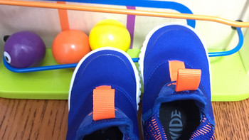 阿迪海马小童鞋简单开箱