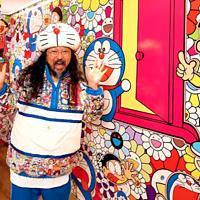 年年都涨价,全世界都在找,村上隆版画到底好在哪?没有比他更了解当今时代精神的日本艺术家