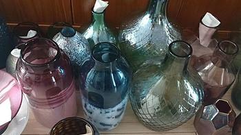 新奇好物 篇八:精湛的欧洲手工玻璃艺术花瓶 比花更美