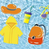 生活用品 篇一:夏季出行防晒防雨需要哪些必备品,晒一晒购物清单上的好物分享