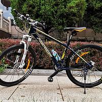 一切为了甩膘:2300元入手美利达2015款挑战者500库存山地自行车