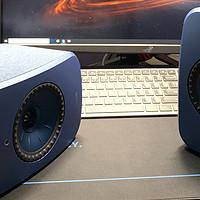 桌面无线音箱挑选的心路历程:从B&W到KEF LSX