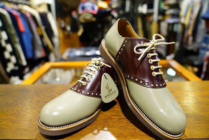 从高尔夫到常春藤,充满复古绅士腔调的马鞍鞋