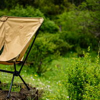 我的系列標題 篇二十七:戶外露營良伴——Snowline輕量化椅子體驗
