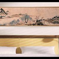 新品優惠:寓義 山水間中式裝飾畫直降50元