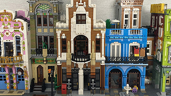 MOC 篇二十:Brick Ative - Post Office(邮局)醉测评