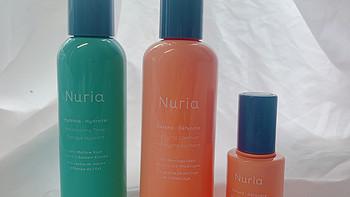 """温和保湿又能清爽一""""夏"""",小众护肤Nuria产品测评"""