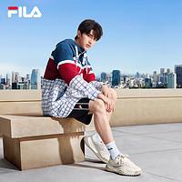 蔡徐坤 FILA 新代言人上线,运动系阳光少年展现多面魅力!