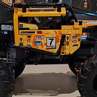 老杨的玩具仓库 篇二十九:LEGO 42099全新智能遥控四驱越野车