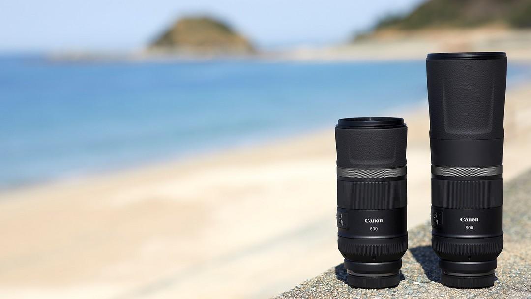 谁说打鸟倾家荡产?佳能发布两款RF超远摄定焦镜头新品 RF600mm F11 IS STM及RF800mm F11 IS STM