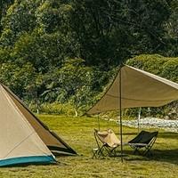 二胎爸爸之夏季帶娃露營篇——吊打大白熊的三峰戶外裝備分享
