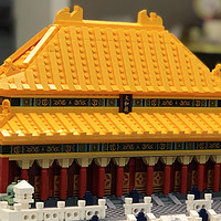 不惑大叔的legogo 篇四十五:金銮丰彩——启蒙积木国玩系列之故宫太和殿