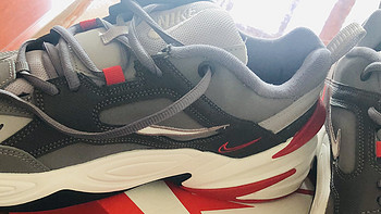二丁目的Daily Shoes 篇三十三:老爹鞋送老爹---送给老爸的M2K 黑