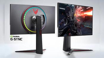 LG 推出首款4K 144Hz 1ms 27英寸游戏显示器27GN950,国内官网已上架