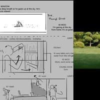 奥斯卡大作《寄生虫》是怎么拍出来的,开拍前已经有了明确的细节分镜图,附完整分镜手册