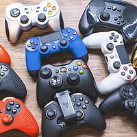 """手柄加持,让你的游戏技术如虎添翼——盘点市面游戏手柄的""""七种武器"""""""