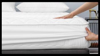 床垫不再难清洁!水星家纺三防抗菌床护罩新品上市