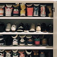 收纳达人的鞋柜,绝不摞一双鞋子,瞧瞧他们都是怎么弄的?