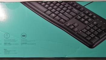 电脑外设 篇四:薄膜键盘销量冠军:罗技K120键盘开箱评测,与罗技K380PK!