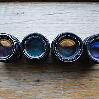 老镜归档 篇二:胶片时代的心头好 -50mm F1.4 标准镜头