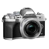 五轴机身防抖、2000万像素传感器:奥林巴斯全新微单相机 OM-D E-M10 Mark IV 发布
