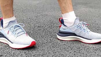 米家运动鞋为什么值得买 顺便晒晒我的四代米家运动鞋