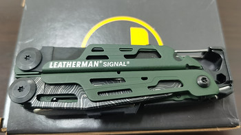 EDC小玩意 篇四:钢铁鸡肋?莱泽曼SIGNAL烽火组合工具钳